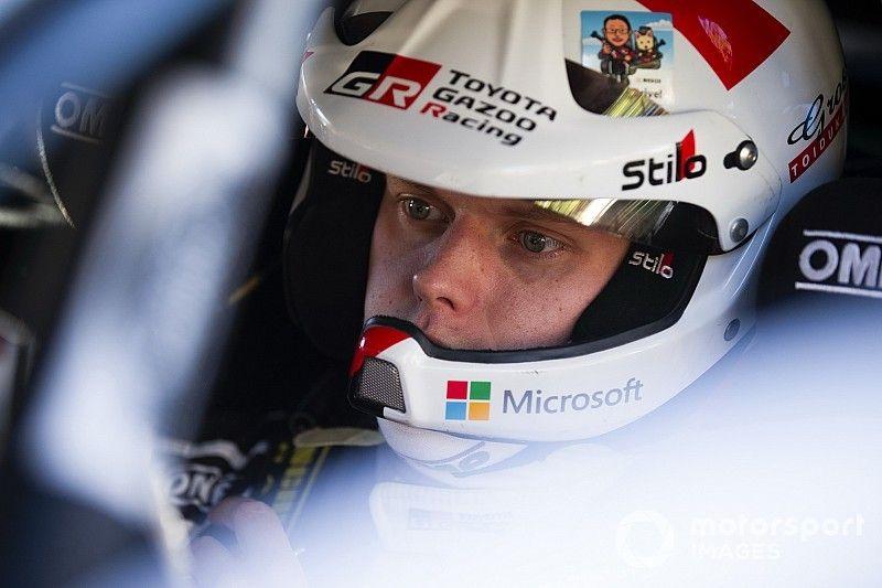 Catalunya WRC: Title hopeful Tanak hits back to lead Ogier