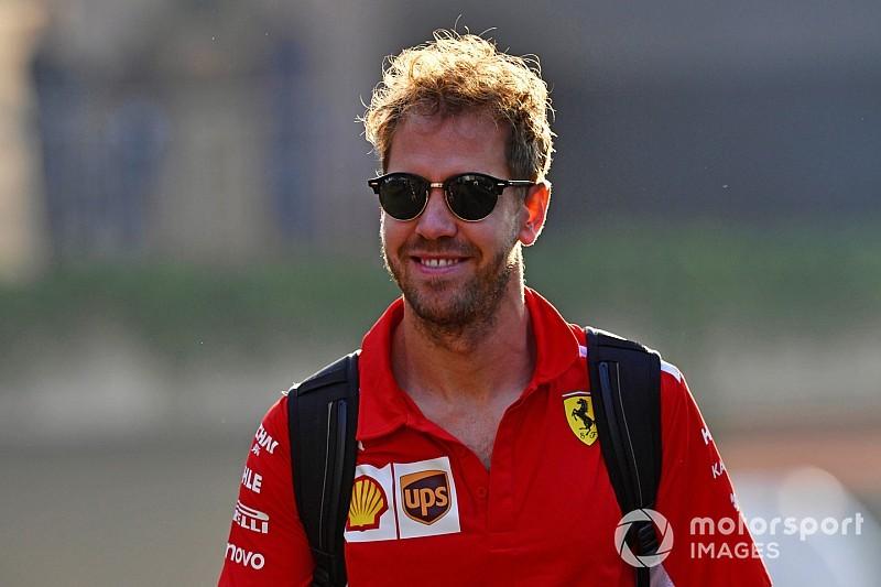 """Vettel: """"Dobbiamo mettere sotto pressione la Mercedes qui e ad Abu Dhabi"""""""