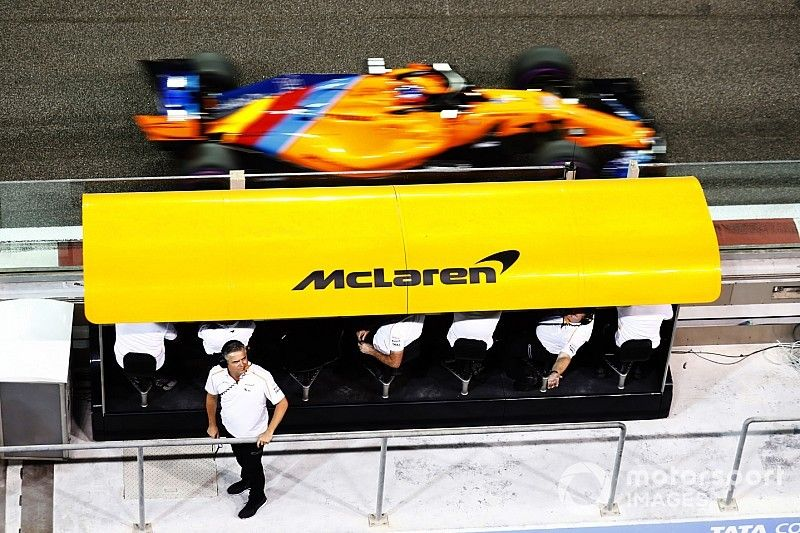 McLaren anuncia data de lançamento para carro de 2019