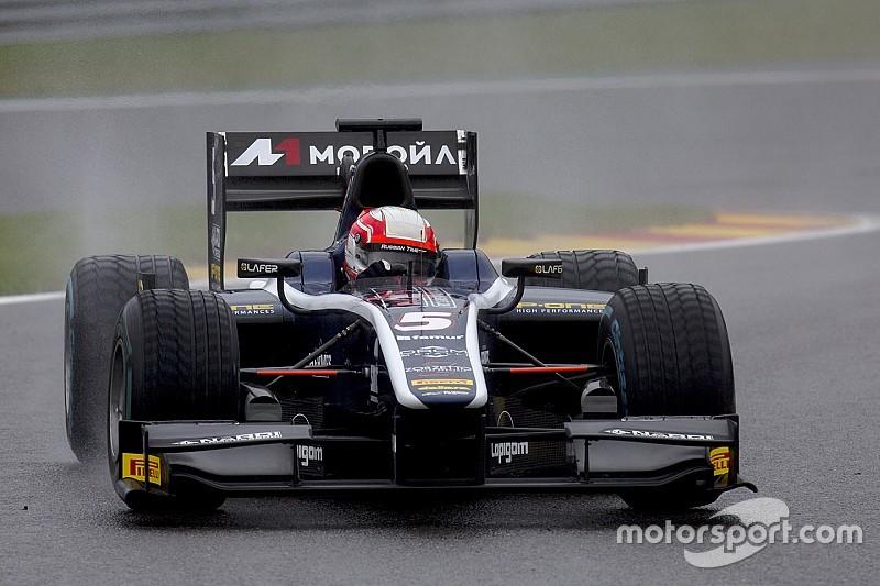 فورمولا 2: غيوتو يرث الفوز بعد حادث دي فريز ولوكلير في اللفّة الأخيرة