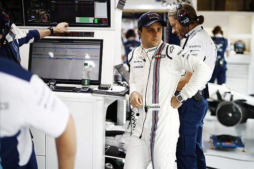Massa: penalizzazione di cinque posizioni in griglia di partenza