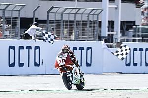 Moto2 Race report Moto2 Inggris: Nakagami raih kemenangan kedua
