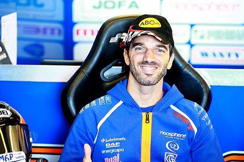 De Angelis anuncia volta ao mundial pela Pramac na MotoE