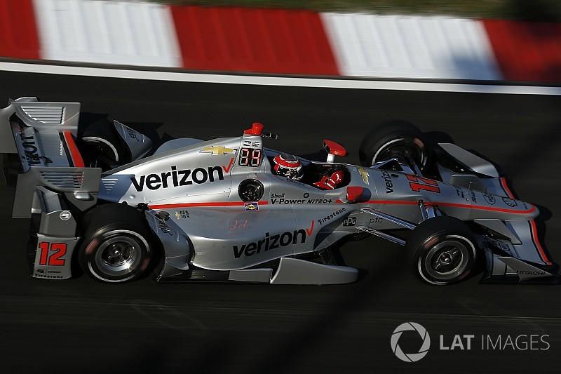IndyCar Gateway: Vijftigste pole voor Power