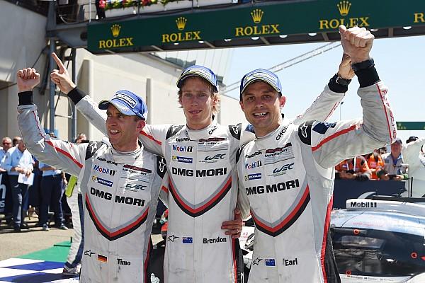 Колонка Тімо Бернхарда: Як Porsche перемогла в Ле-Мані
