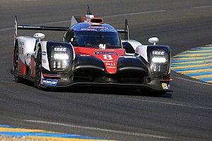 Warm-up - Toyota se rassure avant la course