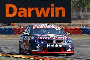 Darwin Supercars: Whincup edges McLaughlin in second practice