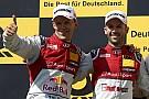 Vor dem Finale: DTM-Spitzenreiter Ekström und Rivale Rast im Doppel-Interview
