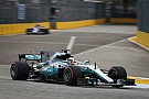 Mercedes flaws won't be fixed in 2017 - Hamilton