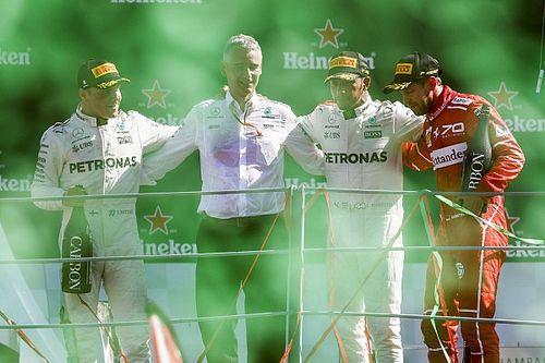 James Allen değerlendirdi: Mercedes Monza'da büyük farka sahipti