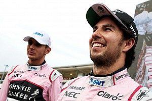 Force India hará todo en sus manos para retener a Pérez y a Ocon