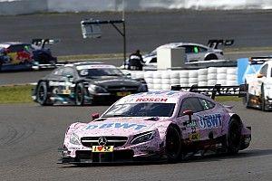 DTM Nürburgring: Auer ook in laatste training aan kop