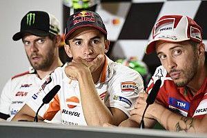 GALERI: MotoGP San Marino pada Kamis