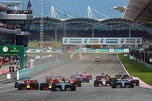 نائب رئيس الوزراء الماليزي منفتح على استضافة سباقات الفورمولا واحد مجدداً في المستقبل