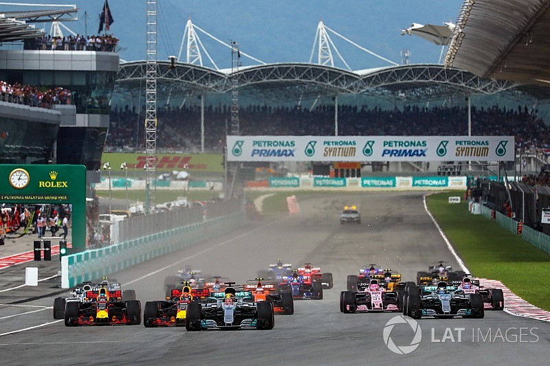 F1 bosses in talks to hold Vietnam GP