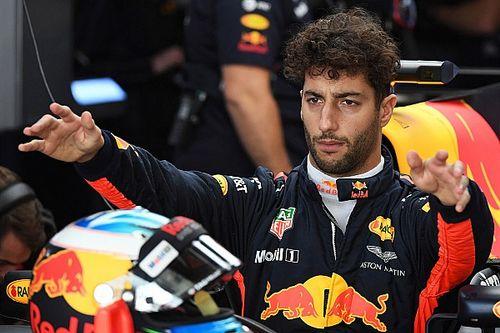 """Ricciardo: """"Red Bull minder sterk dan verwacht tegenover Mercedes"""""""
