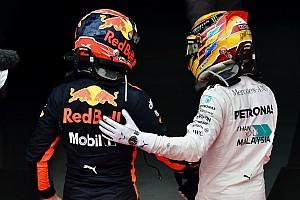 Fórmula 1 Noticias Verstappen apuesta por Hamilton para el título