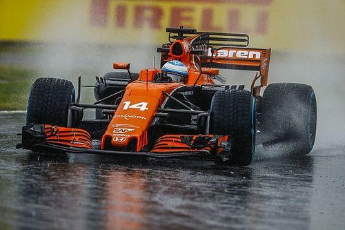 Alonso dijatuhi penalti mundur 35 grid di Suzuka