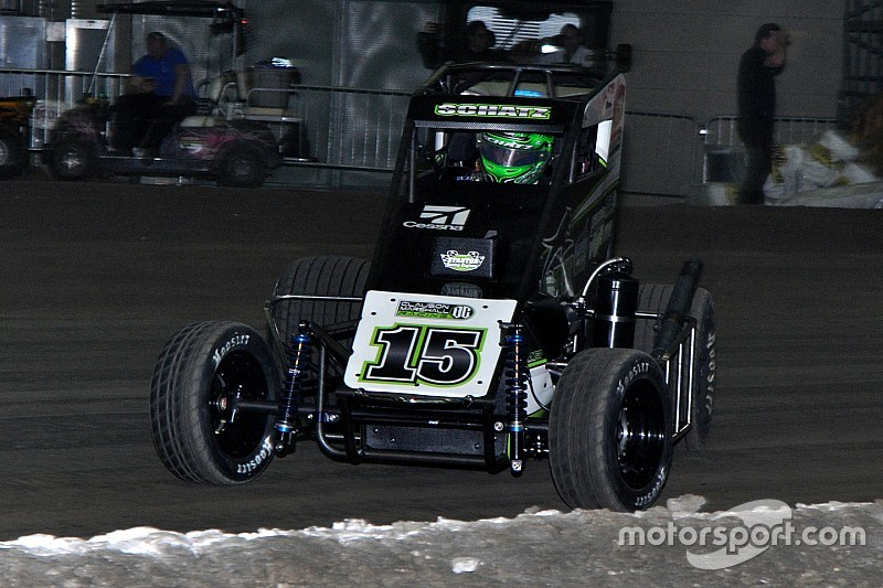 Donny Schatz named Chili Bowl Nationals Rookie of the Year
