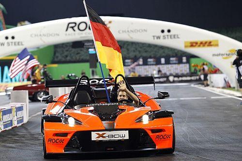 Vettel e Coulthard sono i primi iscritti alla Race of Champions 2019