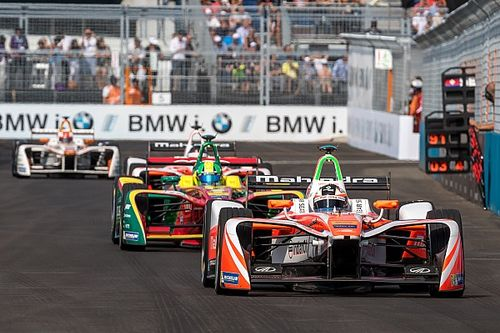 Timetable of the inaugural Montréal ePrix