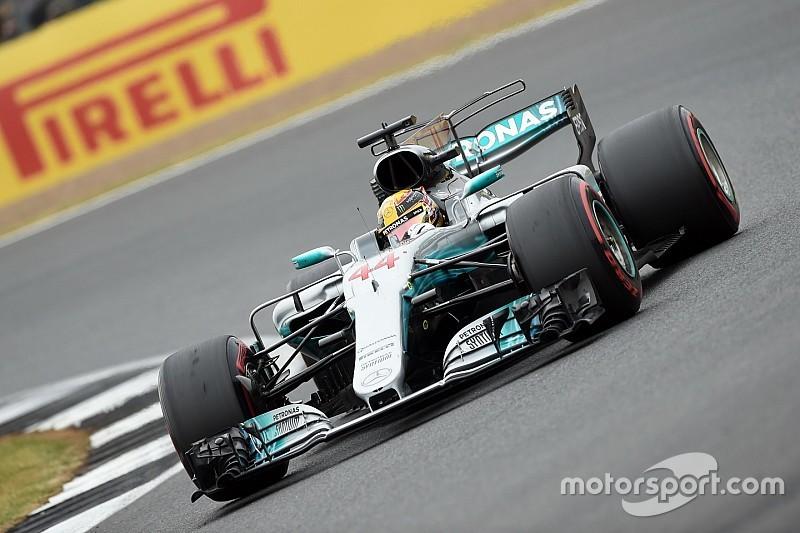 GP di Gran Bretagna: Hamilton domina, Ferrari doppia foratura nel finale!