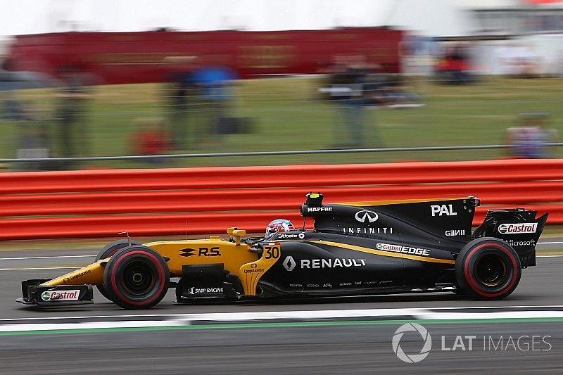 Palmer is megkapja a Renault új padlólemezét a Magyar Nagydíjon