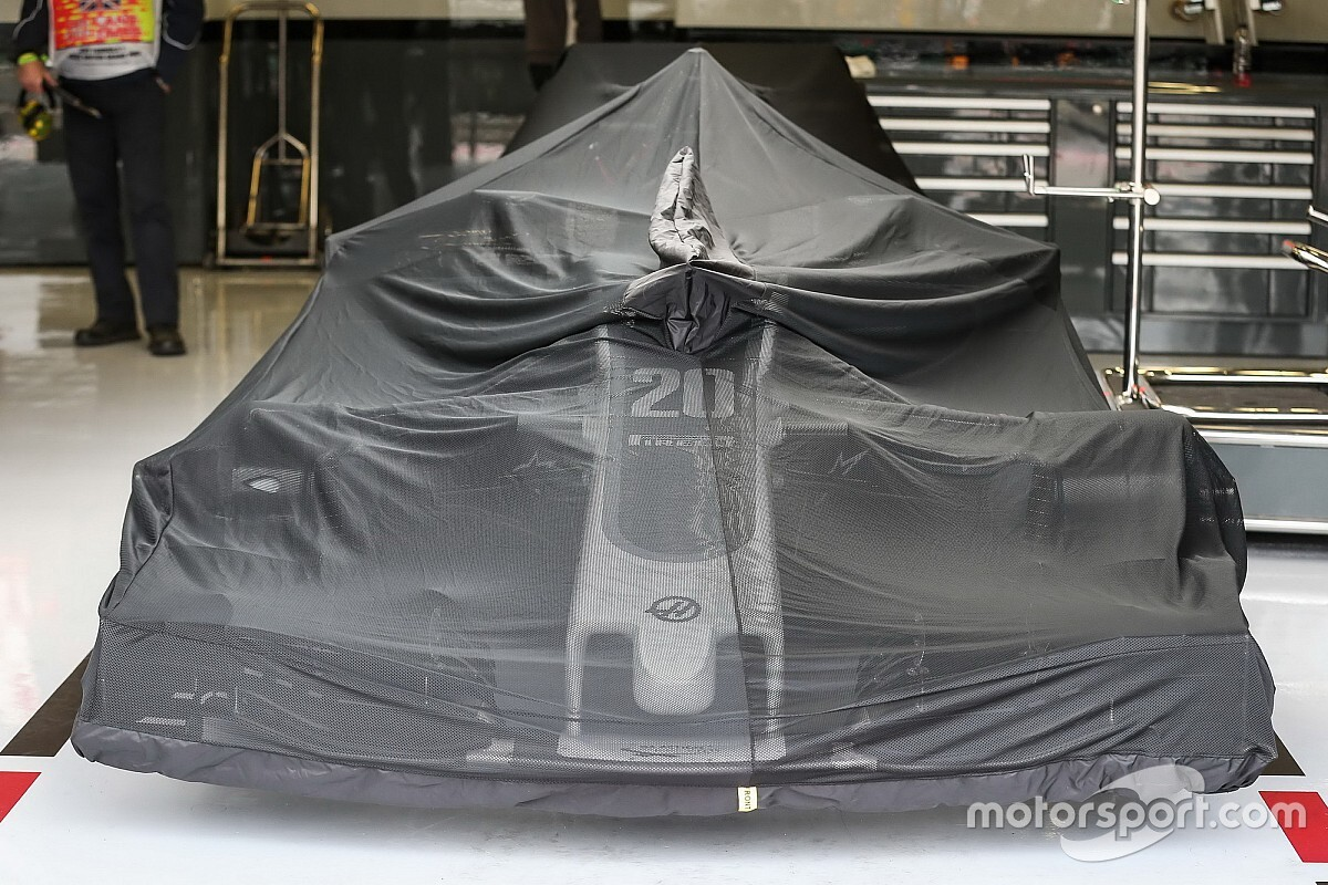 Haas announces livery reveal date for VF-21 F1 car