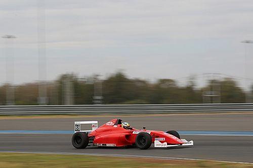 F4/SEA Buriram: Keanon nyaris masuk lima besar di Race 4