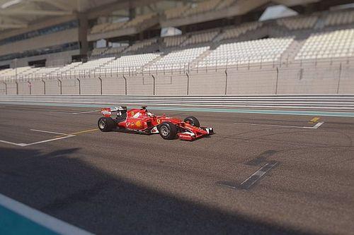 Vettel közel 80 kört tesztelt Abu Dhabiban a 2017-es gumikon