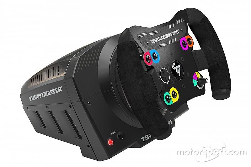 Thrustmaster annonce un nouveau volant, le TS-PC Racer