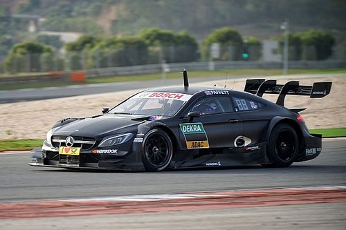 Des tests productifs pour l'équipe Mercedes à Portimão