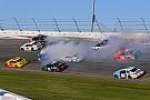 NASCAR Cup VIDEO: Big one en la tercera etapa de Daytona 500