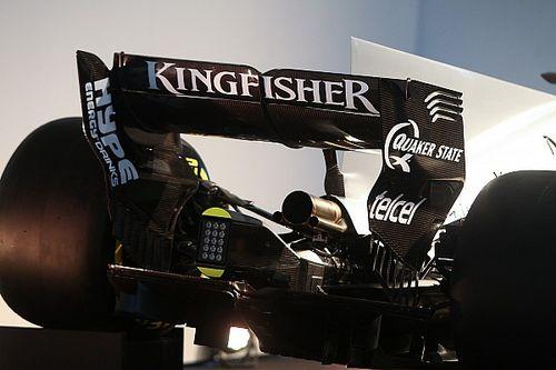 图集:印度力量VJM10赛车细节一览