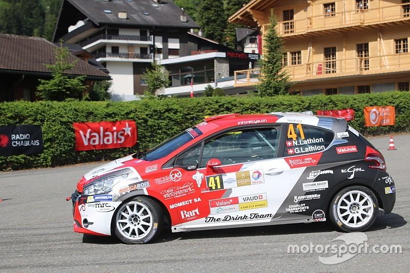 Rallye du Chablais Junior : Nicolas Lathion fait honneur à Loeb