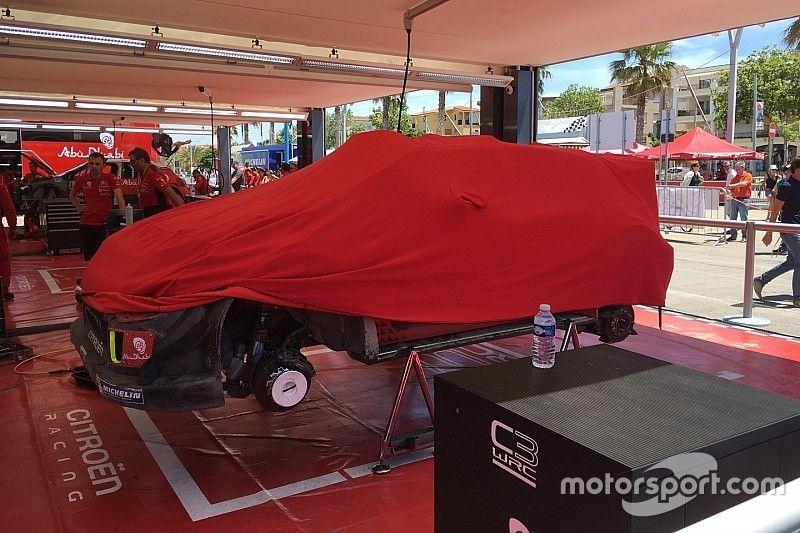 Citroen: Meeke, altro disastro! Roll bar rotto e Rally di Sardegna finito