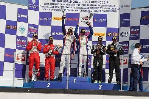 Super GT3 - GT3: Beretta e Frassineti centrano il successo in Gara 2 a Misano