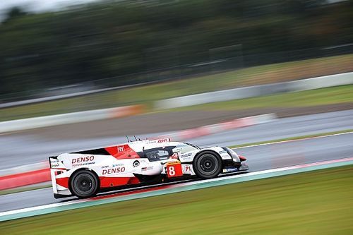 Fuji WEC: Buemi puts Toyota on top in final practice