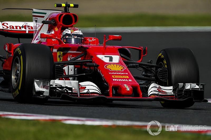 Ferrari має потенціал для перемог у решті гонок сезону - Райкконен