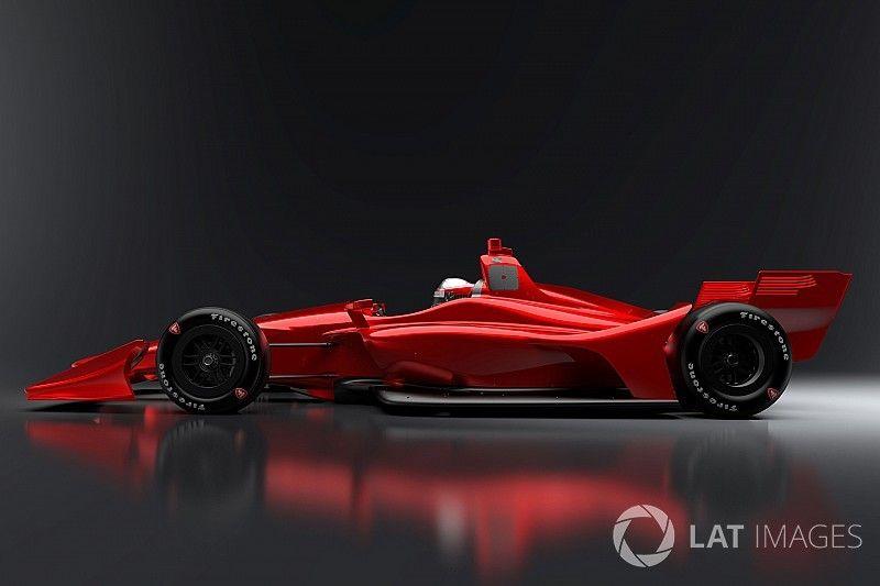 IndyCar elige a Dallara para elaborar el 'aerokit' de 2018