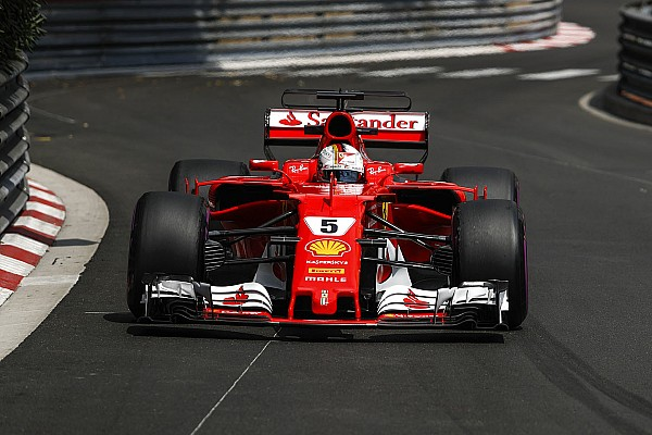 Forma-1 BRÉKING Brutális Vettel-dominancia Monacóban a harmadik edzésen Räikkönen és Bottas előtt