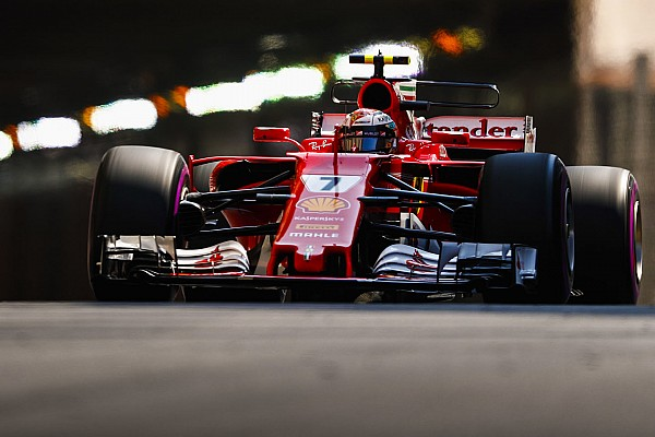 Formel 1 News Kimi Räikkönen über Platz 2 bei F1 in Monaco: