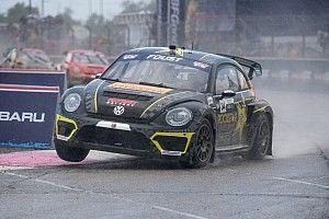 Tanner Foust wins Red Bull Global Rallycross Ottawa II