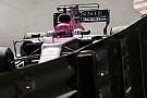 Formule 1 Son crash en EL3 coûte cher à Ocon