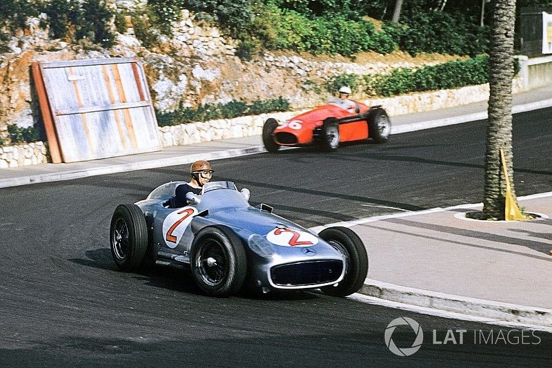 Все машины Mercedes в Формуле 1