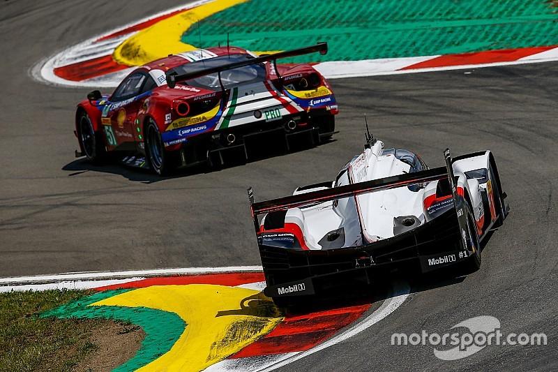 Ferrari en Porsche gaan gelijk op in WEC-enquête