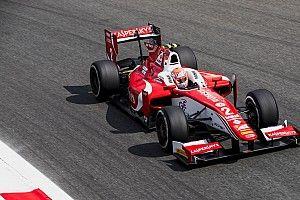 Luca Ghiotto se queda sin victoria en la Fórmula 2