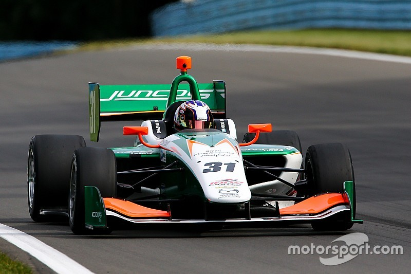 VeeKay makes jump to Indy Lights with Juncos