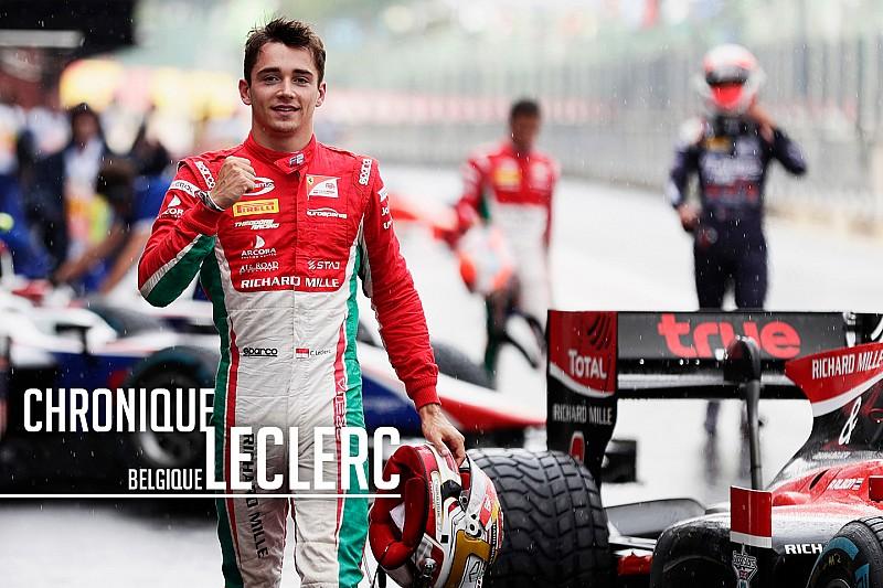 Chronique Leclerc - Vitesse exceptionnelle, disqualification frustrante