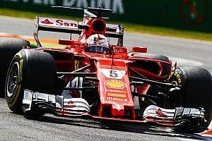 Vettel masih belum percaya diri di Monza